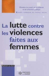 Direction générale action soc - La lutte contre les violences faites aux femmes.