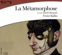 Franz Kafka - La Métamorphose. 2 CD audio