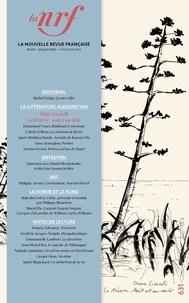 La Nouvelle Revue Française N° 631, juillet 2018.pdf