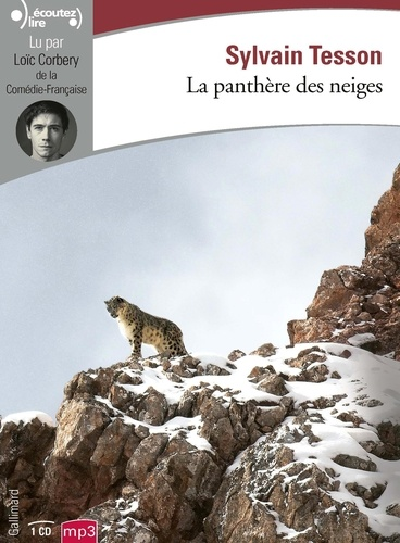 Sylvain Tesson - La panthère des neiges. 1 CD audio MP3