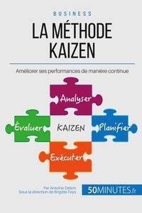 Antoine Delers - La philosophie du Kaizen ou l'amélioration continue - Un petit pas pour l'employé, un bond en avant pour la société.