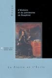 René Favier - La Pierre et l'Ecrit N° 12/2001 : .