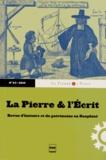René Favier et  Collectif - La Pierre et l'Ecrit N° 23/2012 : .