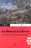 René Favier - La Pierre et l'Ecrit N° 24/2013 : .