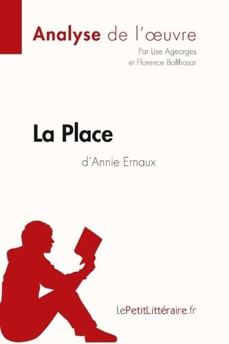 La Place D Annie Ernaux
