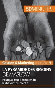 Pierre Pichère - La pyramide des besoins de Maslow - Pourquoi faut-il comprendre les besoins du client ?.