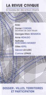 Jean-Philippe Moinet - La Revue Civique N° 12, Automne 2013 : Villes, territoires et participation.