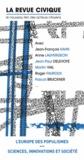 Jean-Philippe Moinet - La Revue Civique N° 14, Automne 2014 : L'Europe et le national-populisme ; Sciences, innovations et société.