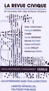 Jean-Philippe Moinet - La Revue Civique N° 15, hiver 2014-20 : .