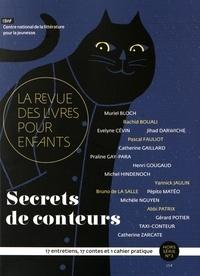 Jacques Vidal-Naquet - La revue des livres pour enfants Hors-série N°3 : Secrets de conteurs.