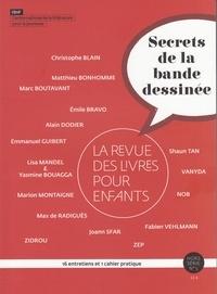 Marie Lallouet et Jacques Vidal-Naquet - La revue des livres pour enfants Hors-série N° 5 : Secrets de la bande dessinée.