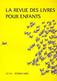 Françoise Ballanger - La revue des livres pour enfants N° 191, Février 2000 : .