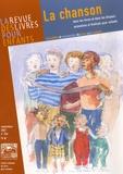 Anne Bustarret et Françoise Tenier - La revue des livres pour enfants N° 236, Septembre 20 : La chanson.