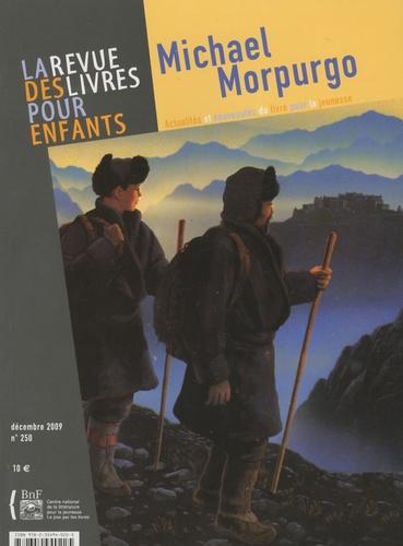 Annick Lorant-Jolly - La revue des livres pour enfants N° 250 : Michael Morpurgo.