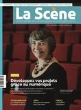Cyrille Planson - La Scène N° 91, décembre-janv : Développez vos projets grâce au numérique.