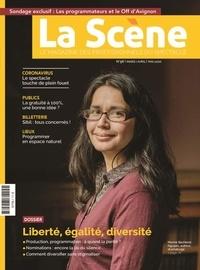 Cyrille Planson - La Scène N° 96, mars-avril-ma : Liberté, égalité, diversité.
