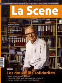 Cyrille Planson - La Scène N° 98, septembre-oct : Les nouvelles solidarités.
