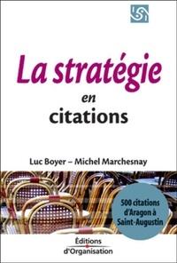 Luc Boyer - .