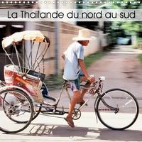 Patrick Bombaert - La Thaïlande du nord au sud (Calendrier mural 2020 300 × 300 mm Square) - Quelques images de Thaïlande photographiées à l'aide d'un appareil argentique. (Calendrier mensuel, 14 Pages ).