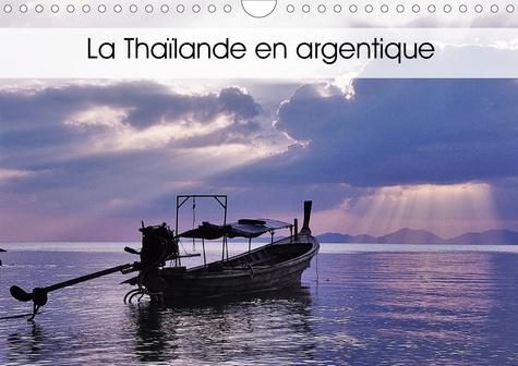 La Thaïlande en argentique (Calendrier mural 2020 DIN A4 horizontal). Quelques images de Thaïlande photographiées à l'aide d'un appareil argentique. (Calendrier mensuel, 14 Pages )