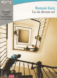 Romain Gary - La vie devant soi. 1 CD audio MP3