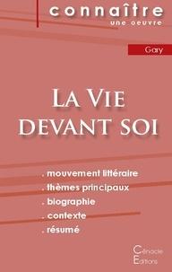 Romain Gary - La vie devant soi - Fiche de lecture.
