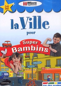 Collectif - La ville - CD-ROM.
