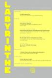 Maisonneuve - Labyrinthe N° 5, Hiver 2000 : .