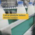AFNOR - Lait et produits laitiers - Méthodes d'analyses. 1 Cédérom