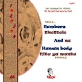 Mukazali - Lari language for children - zu dia lari kue bala ba fioti - Numbers-Nkontolo And-na Nitu ya muntu.