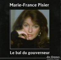 Marie-France Pisier - Le bal du gouverneur. 1 CD audio