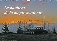 Angel Vallée - Le bonheur de la magie matinale (Calendrier mural 2020 DIN A3 horizontal) - Le petit matin offre une luminosité magique (Calendrier mensuel, 14 Pages ).