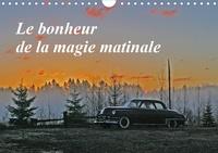 Angel Vallée - Le bonheur de la magie matinale (Calendrier mural 2020 DIN A4 horizontal) - Le petit matin offre une luminosité magique (Calendrier mensuel, 14 Pages ).