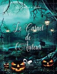 Dragonfly Design - Le Carnet de l'Auteur - Halloween.