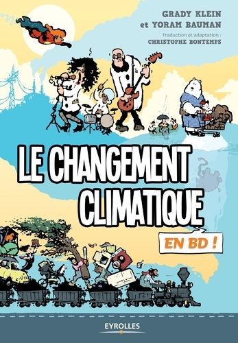 Le changement climatique en BD !