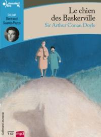 Arthur Conan Doyle - Le chien des Baskerville. 1 CD audio MP3