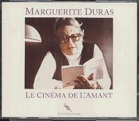 Marguerite Duras - Le Cinéma de l'Amant. 2 CD audio
