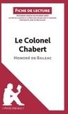 Hadrien Seret - Le colonel Chabert d'Honoré de Balzac - Fiche de lecture.