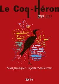 Eva Brabant-Gérö - Le Coq-Héron N° 209, juin 2012 : Soins psychiques - Enfants et adolescents.