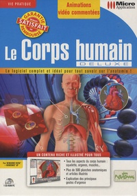 Micro Application - Le Corps humain - CD Rom Version Deluxe.