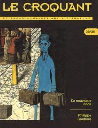 Collectif - Le Croquant N° 35/36 : De nouveaux ados.