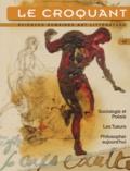 Jacques Broda et Malika Nadji - Le Croquant N° 40/2003 : Sociologie et poésie. Les tueurs. Philosopher aujourd'hui.
