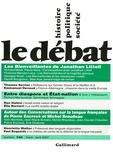 Pierre Nora et Jonathan Littell - Le Débat N° 144 mars-avril 20 : .
