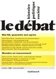 Jean-Pierre Rioux et Pierre Grémion - Le Débat N° 149, Mars-Avril 2 : .