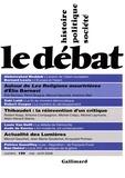 Abdelwahab Meddeb et Bernard Lewis - Le Débat N° 150, Mai-Août 200 : .