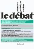 Jürgen Habermas et Lionel Naccache - Le Débat N° 152, Novembre-Déc : .