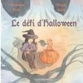 Clémentine Ferry et Magali Garot - Le défi d'Halloween.