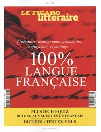 Alexis Brézet - Le Figaro hors-série  : 100% langue Francaise.