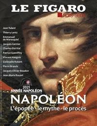 Michel De Jaeghere - Le Figaro hors-série N° 125 : Napoléon - L'épopée, le mythe, le procès.