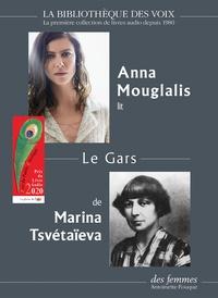 Marina Tsvétaïeva - Le gars. 1 CD audio MP3
